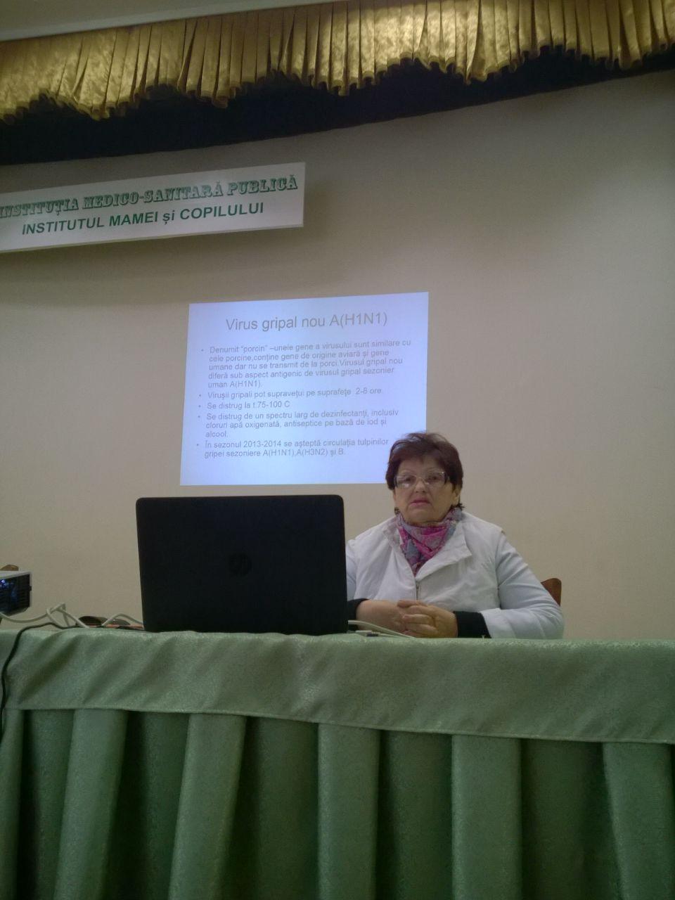 Conferinţa asistentelor medicale
