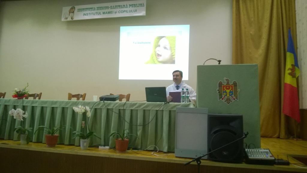 Ședinţa consiliului asociaţiei de nursing din RM